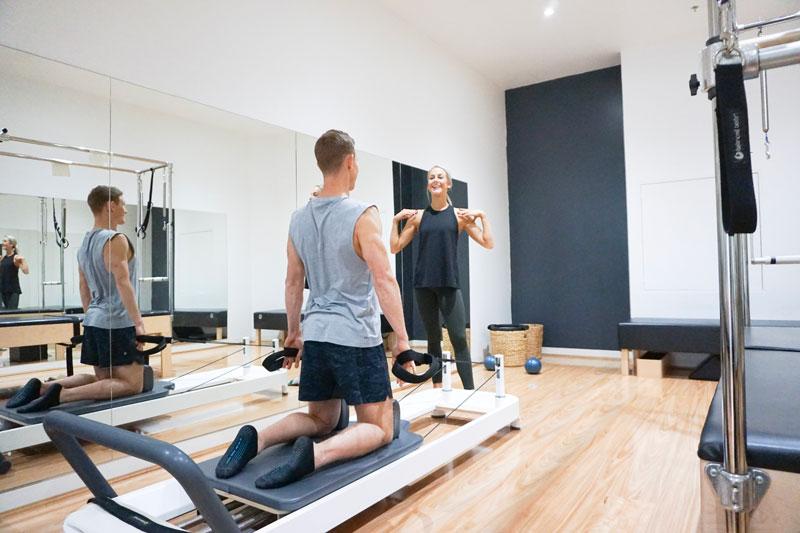 Pilates Class image 1