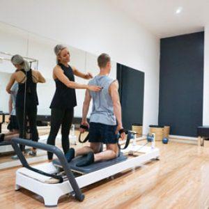 Pilates Class images QL